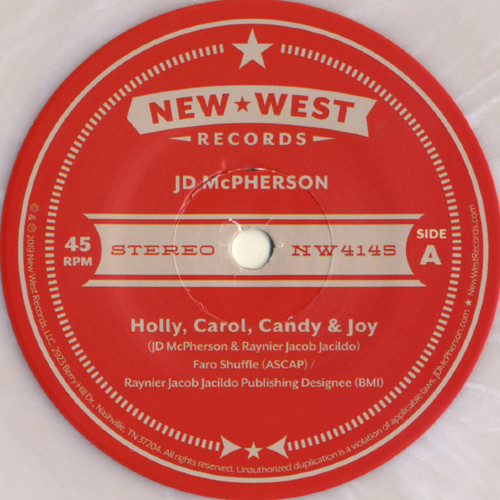 JD Mcpherson Holly, Carol, Candy & Joy