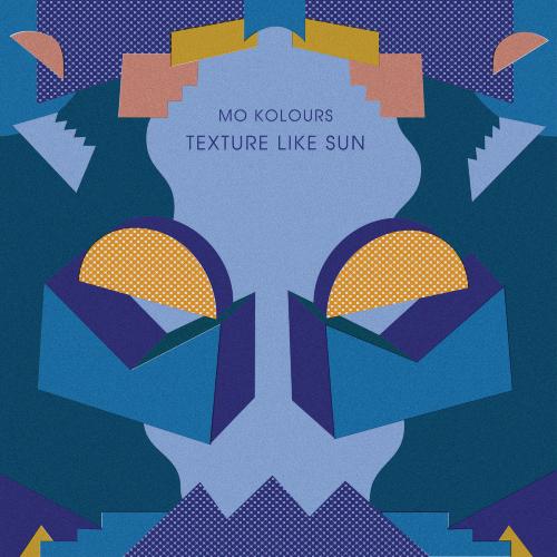 Mo Kolours Texture Like Sun